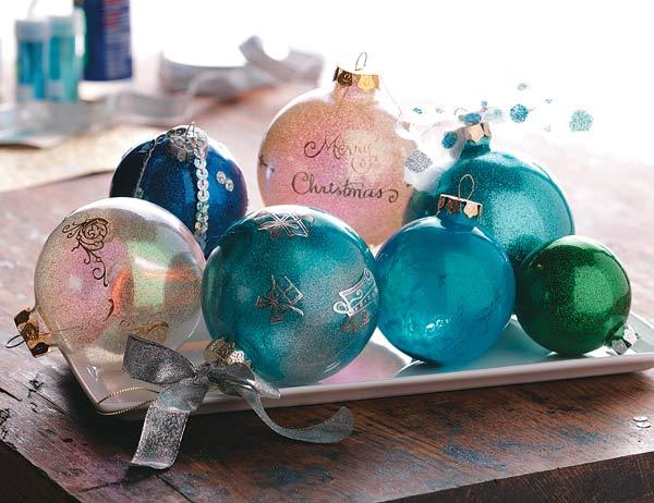 Adornos navideños personalizados 3