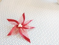 imagen Idea para decorar una pinza para el cabello