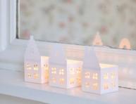 imagen Casitas de luces para decorar