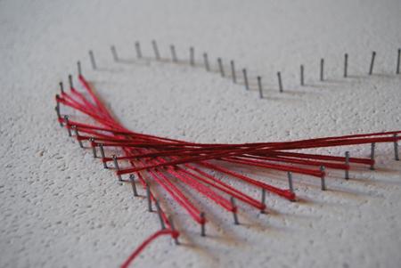Pizarra de San Valentín 6