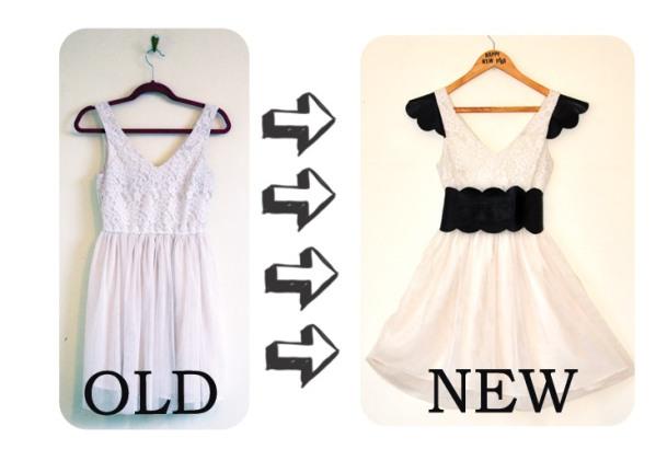 Transforma un simple vestido1