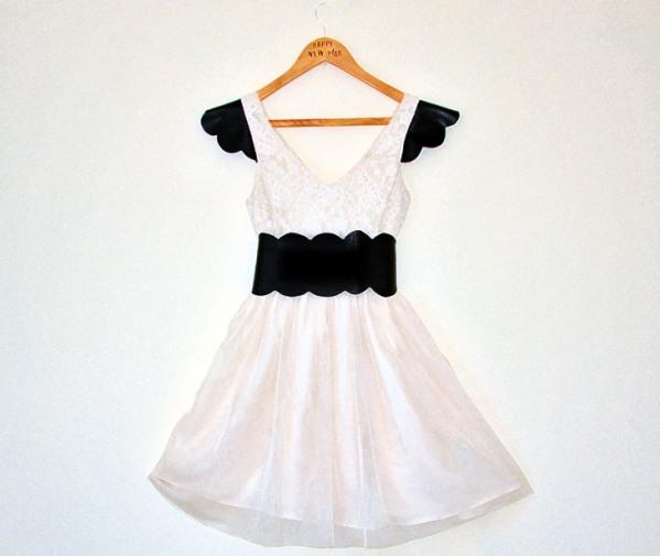 Transforma un simple vestido4