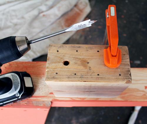 Portalápices de madera 4