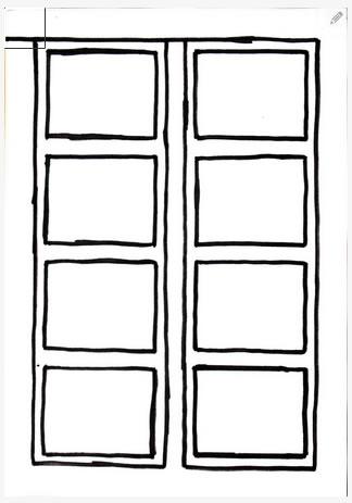 Cuaderno con estilo de Tardis - Plantilla