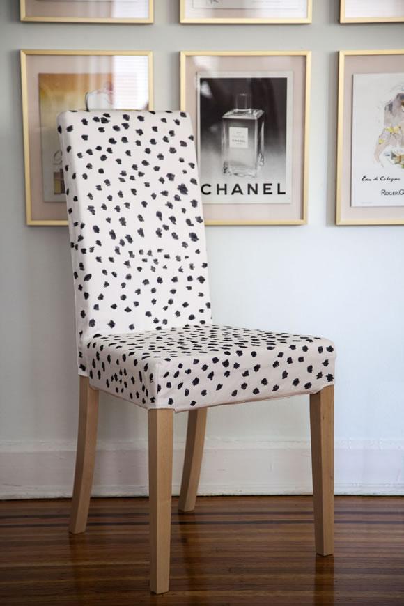 Usa tus sharpies para renovar tus sillas 1