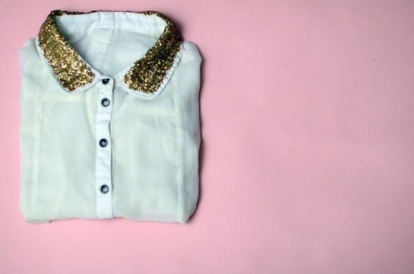 De blusa corriente a ropa de fiesta3