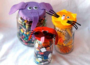 Envases de animalitos para los peques1