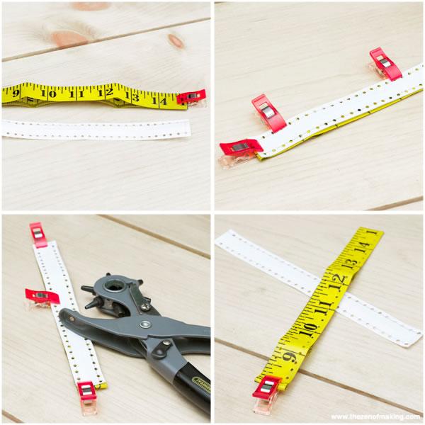 Brazalete de cinta métrica 4