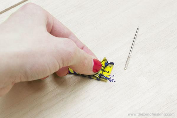 Brazalete de cinta métrica 6