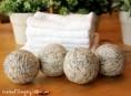 imagen Bolas de lana para la secadora, un gran ahorro