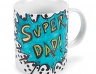 imagen Cómo decorar una taza para superpapás