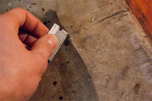 C mo limpiar y restaurar el m rmol gu a de manualidades for Como sacar manchas del marmol
