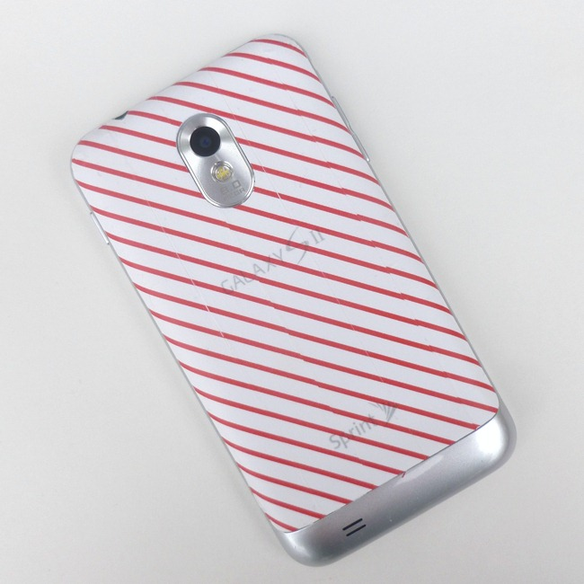 smartphone decorado con cinta washi 1