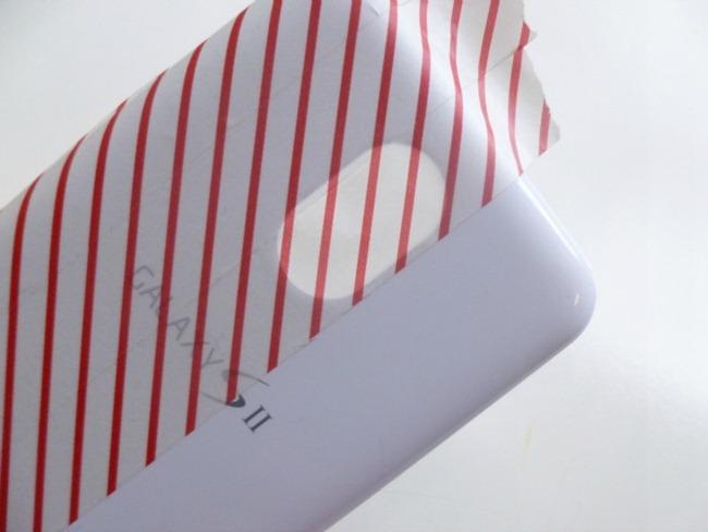 smartphone decorado con cinta washi 3