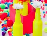 imagen Divertidas botellas de neón