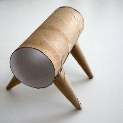 Ovejita con tubos de cartón4