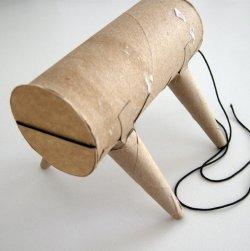 Ovejita con tubos de cartón6