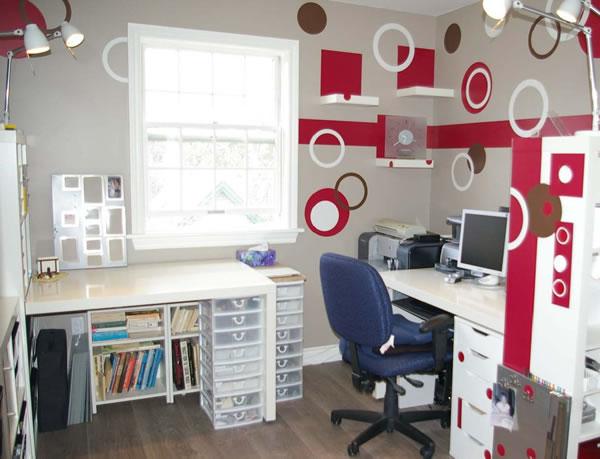 Ideas de habitaciones para manualidades gu a de manualidades - Manualidades para la habitacion ...