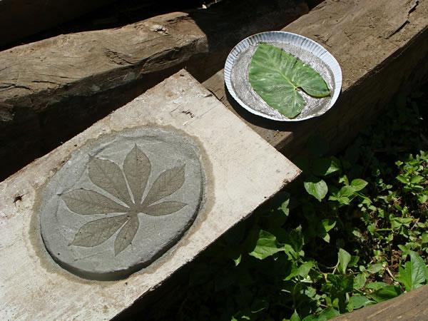 Crea tus propias macetas con concreto taringa for Macetas de piedra para jardin