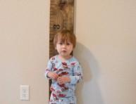 imagen Medidor infantil de madera