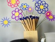 imagen Ponga un poco de color en su escritorio