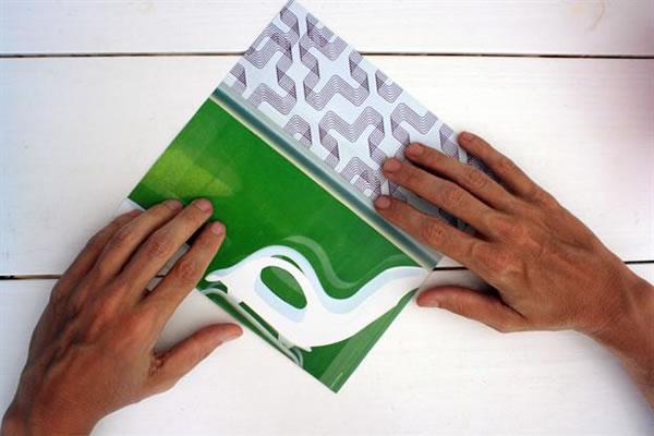 Recipientes origami 1
