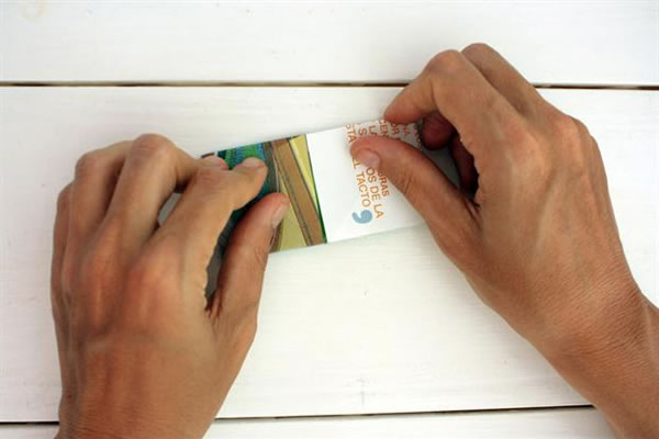 Recipientes origami 6