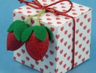 imagen Cómo transformar nueces en fresas