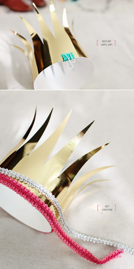 Corona para los peques 3