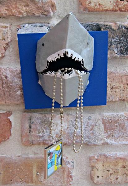 Tiburón para decorar 1
