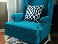imagen Cambiar el color del tapizado con pintura