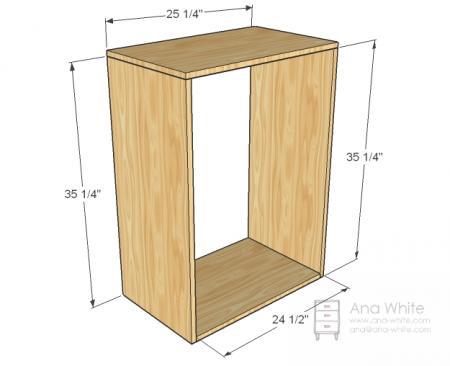 Mueble para el lavadero paso a paso gu a de manualidades for Manual para armar un mueble