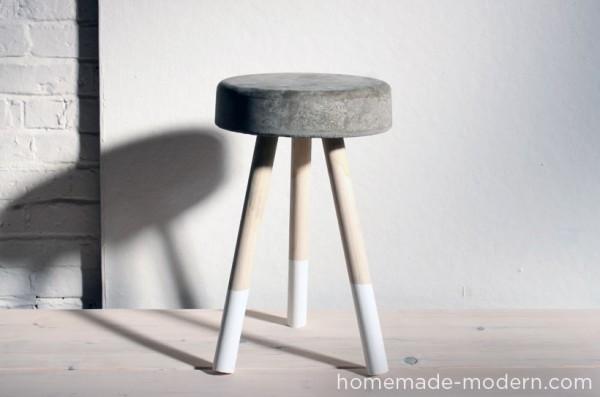 taburete de concreto 7