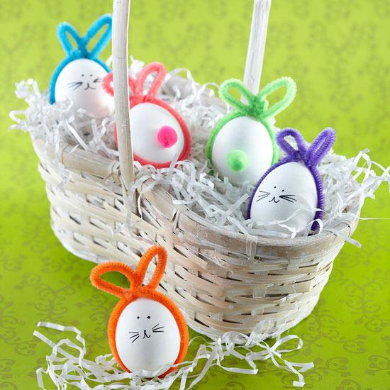 Huevos decorados para pascua 4