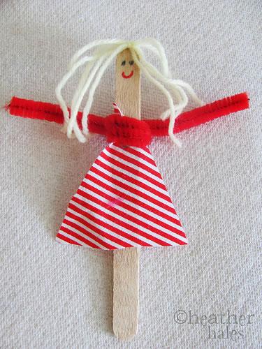 Ideas para hacer con palitos de madera 1