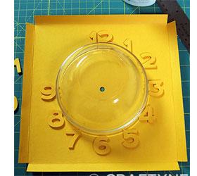Reloj de mesa 5