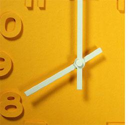 Reloj de mesa 6