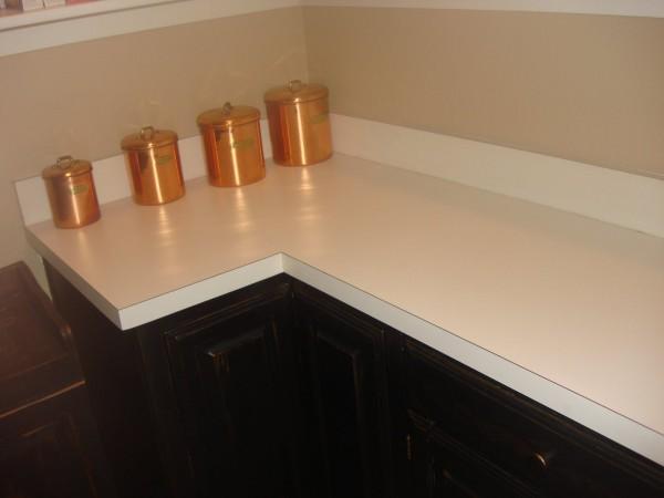 Idea para pintar una encimera de formica gu a de - Pintar encimera cocina ...