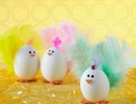 imagen Simpáticos huevos para pascua