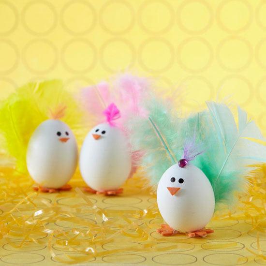 Como decorar un huevo como un bebé - Imagui