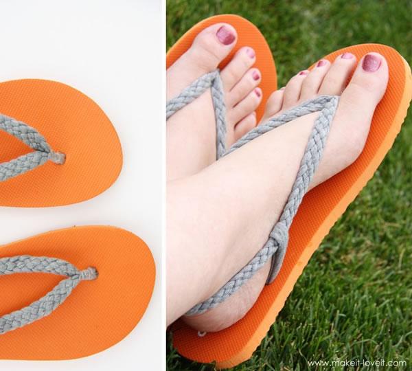 Paso a paso para transformar tus sandalias-1