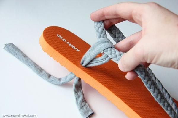 Paso a paso para transformar tus sandalias-8