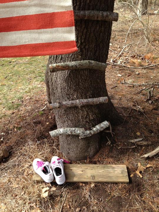 La casa del árbol 4