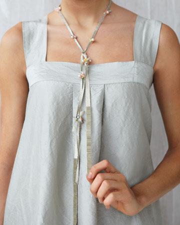 Colgante de perlas 1