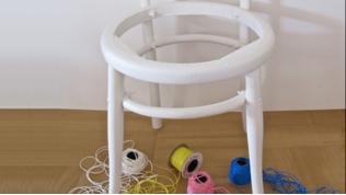 Tejer asientos de sillas 2