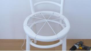 Tejer asientos de sillas 3