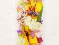 imagen Decoración floral para el protector del teléfono