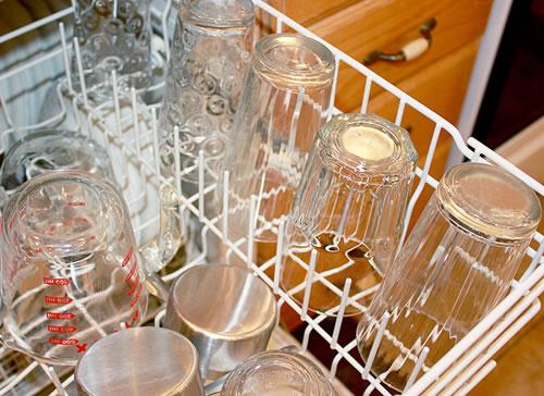 Detergente de lavavajillas casero 7