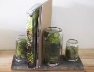 imagen Organizador natural para el escritorio de mamá