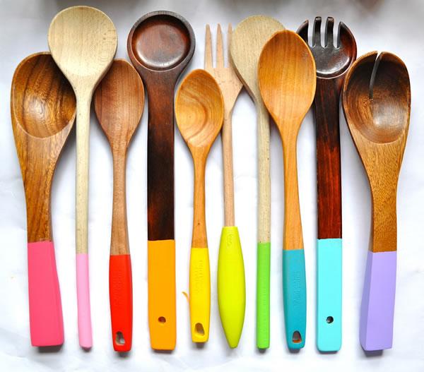 Renueva los utensilios de la cocina gu a de manualidades for Utensilios de cocina basicos